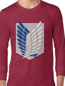 Scouts - Attack On Titan [Shingeki No Kyojin] Long Sleeve T-Shirt
