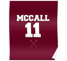 McCall 11 Poster