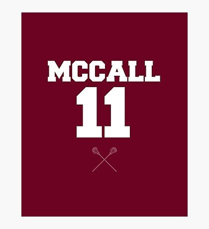 McCall 11 Photographic Print