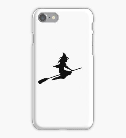 Witch - Halloweeen iPhone Case/Skin