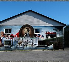 Hockey History Don Cherry Building Mural by ✿✿ Bonita ✿✿ ђєℓℓσ