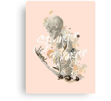 Stranger Danger I Canvas Print