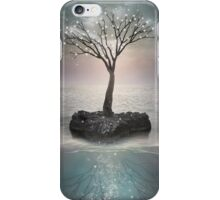 The Roots Below the Earth (Tree of Solitude) iPhone Case/Skin