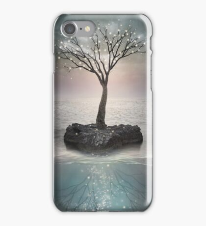 The Roots Below the Earth iPhone Case/Skin
