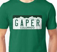 Colorado Gaper Plate Unisex T-Shirt