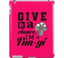 Fun-gi iPad Case/Skin