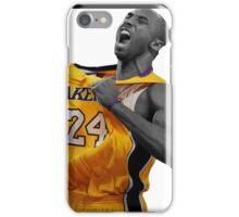Kobe In His Prime iPhone Case/Skin