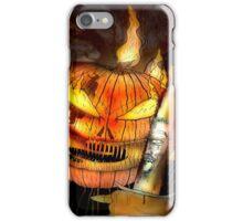JACK O LANTERN- The Killer iPhone Case/Skin