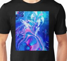 Oil Slick Sea Unisex T-Shirt