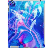 Oil Slick Sea iPad Case/Skin
