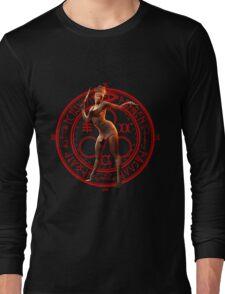 Silent Hill save Long Sleeve T-Shirt