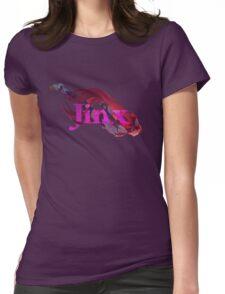 LoL - Star Guardian Jinx Womens Fitted T-Shirt