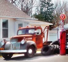 Still Truckin'! by Nadya Johnson