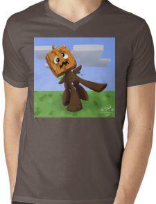 Ponycraft Mens V-Neck T-Shirt