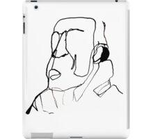 Ink Head iPad Case/Skin