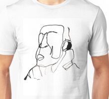 Ink Head Unisex T-Shirt