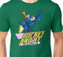 Rocket Knight Laser Blast Ride Unisex T-Shirt