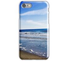 Down by the Ocean Shore iPhone Case/Skin