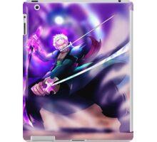 Zoro Tribute iPad Case/Skin