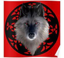 Werewolf wolf Poster