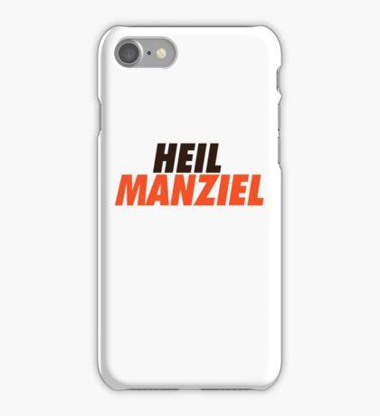 Heil Manziel iPhone Case/Skin