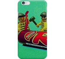 Bob & Bert attempt a smash & grab on the last Rolo! iPhone Case/Skin