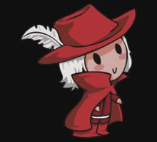 Final Fantasy Chibis - Red Mage! Kids Clothes
