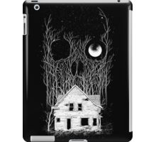 horror house iPad Case/Skin