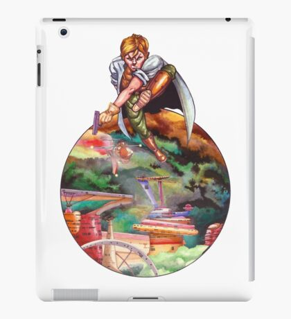 John's World iPad Case/Skin
