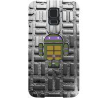 TMNT Droid Donatello Samsung Galaxy Case/Skin