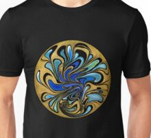 Water Mandala One Unisex T-Shirt