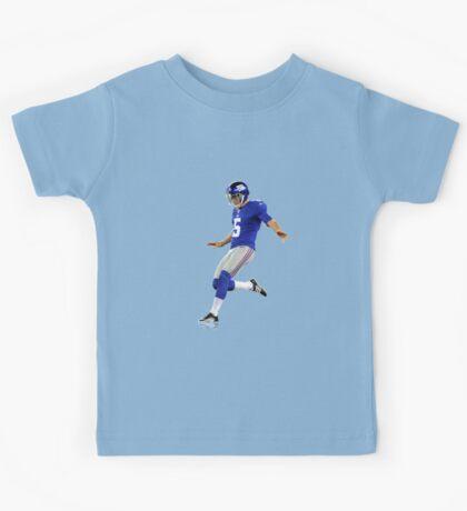 New York Giants Weatherford Kids Tee