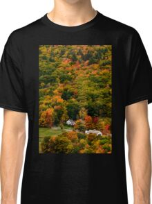Colorful New Hampshire  Classic T-Shirt