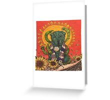 Rudy we love you! Greeting Card