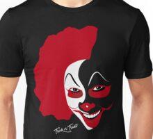 Clown Halloween Trick or Treat Unisex T-Shirt
