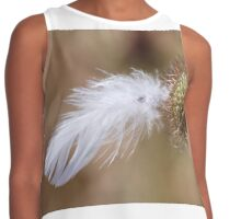 'Blowing in the Wind' Contrast Tank