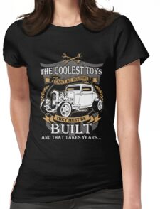 The coolest toy t-shirt Womens Fitted T-Shirt