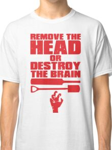 Remove the Head Classic T-Shirt