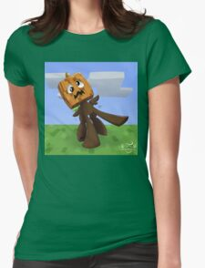 Ponycraft Womens Fitted T-Shirt