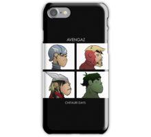 Avengaz iPhone Case/Skin