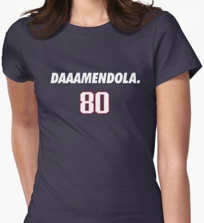 Daaaamendola. Womens Fitted T-Shirt