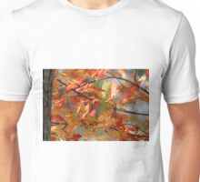 Autumn dancers Unisex T-Shirt
