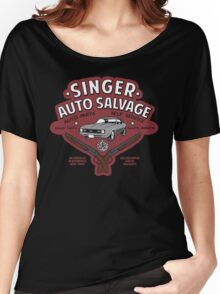 Singer Auto Salvage Women's Relaxed Fit T-Shirt