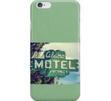 Alamo Hotel iPhone Case/Skin
