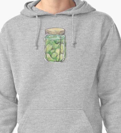 Pickle Jar heaven Pullover Hoodie