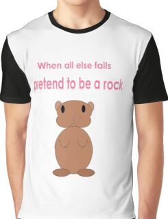 When all else fails... Graphic T-Shirt