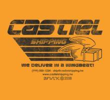 Castiel Shipping by Arinesart