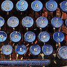 KIRIL the Cyrillic Typewriter by George Petrovsky