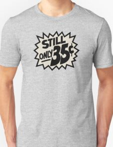 Comic Book Memories: Still Only 35 Cents T-Shirt