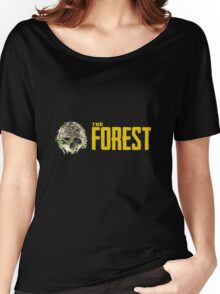 the forest game Women's Relaxed Fit T-Shirt
